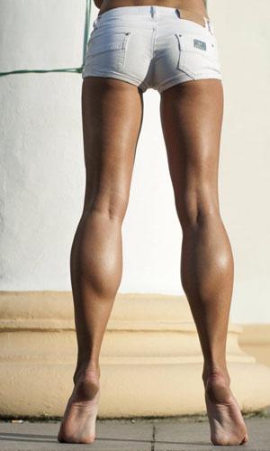 Девушки с ногами — img 13
