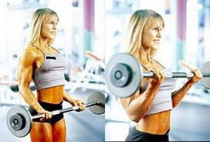 egzersiz-Arm-Curl-