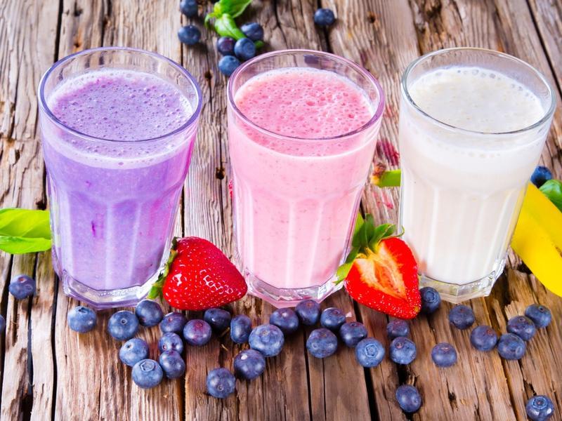 Протеиновые коктейли для похудения рецепты