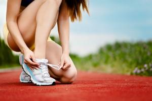 Женские кроссовки для бега по асфальту