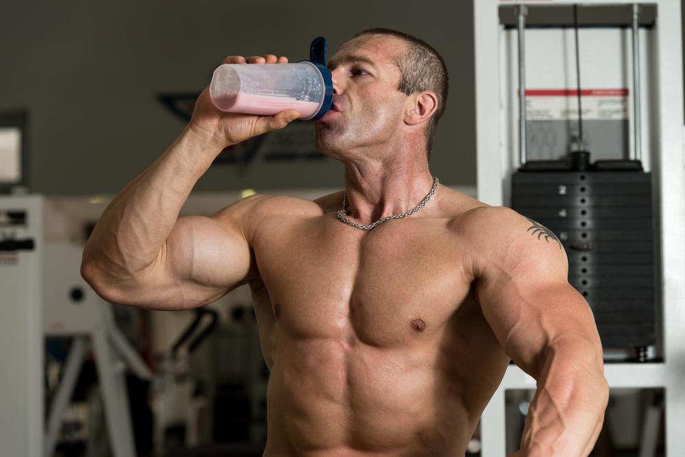 Протеин для мужчин при наборе мышечной массы