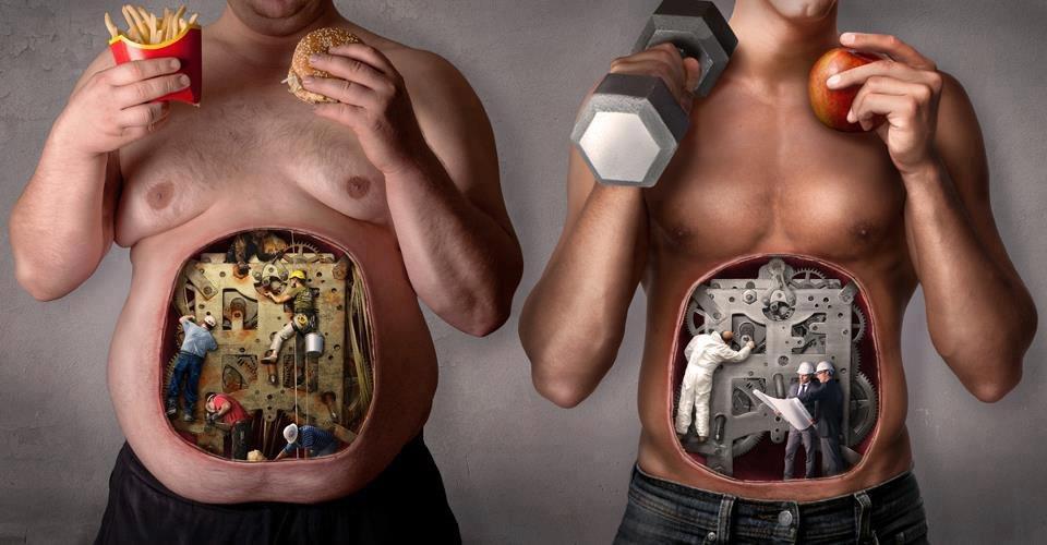Спортивное питание для похудения для мужчин 1