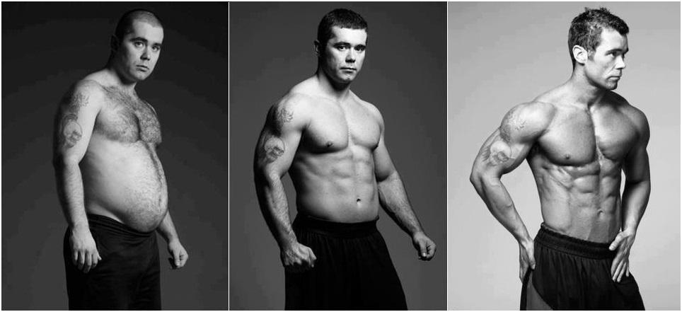 Спортивное питание для мужчин для похудения