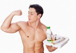 Спортивное питание для роста мышц для начинающих: что купить
