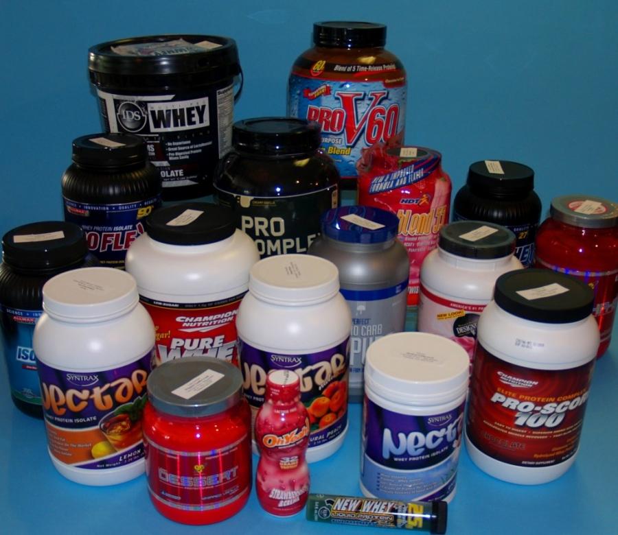 Какое спортивное питание купить начинающему для роста мышц