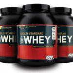 протеин - спортивное питание для набора мышечной массы