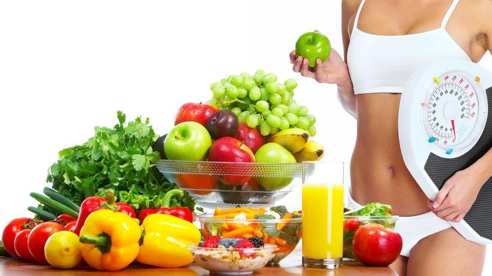 упражнения для мышц девушкам - правильное питание